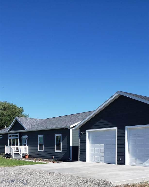 92 Miller Drive, Livingston, MT 59047 (MLS #341371) :: Black Diamond Montana