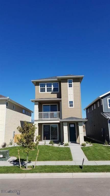912 Dillinger Drive, Belgrade, MT 59714 (MLS #345170) :: Hart Real Estate Solutions