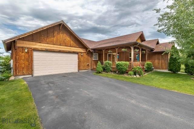 295 Red Barn Drive, Belgrade, MT 59714 (MLS #346812) :: Montana Life Real Estate