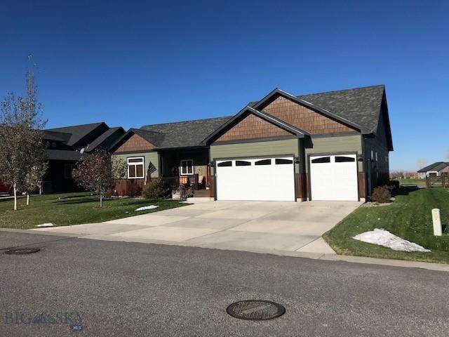 283 Parklands, Bozeman, MT 59718 (MLS #354063) :: Montana Home Team