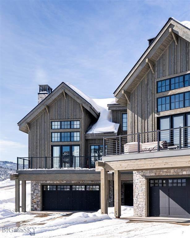 53 Moose Hill Road #53, Big Sky, MT 59716 (MLS #354729) :: Berkshire Hathaway HomeServices Montana Properties