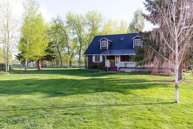4750 Eden Road, Bozeman, MT 59718 (MLS #357671) :: Hart Real Estate Solutions