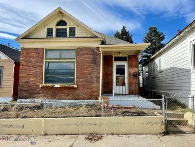709 S Washington, Butte, MT 59701 (MLS #364058) :: L&K Real Estate