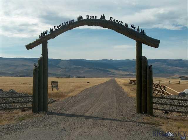 Lot 11 Lonesome Dove Ranch, Cameron, MT 59720 (MLS #205238) :: Black Diamond Montana | Berkshire Hathaway Home Services Montana Properties