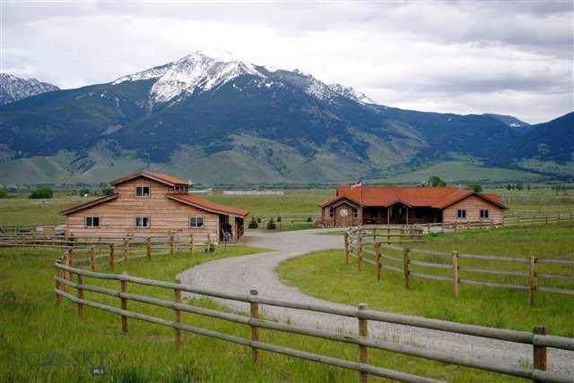 98 Morgan Trail, Pray, MT 59047 (MLS #301448) :: Hart Real Estate Solutions