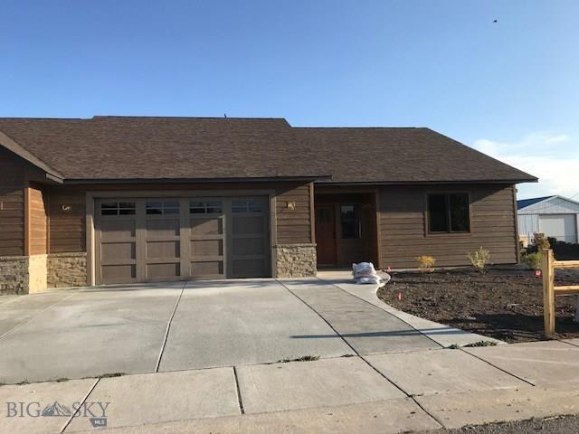 2407 B Birdie Drive, Bozeman, MT 59715 (MLS #327001) :: Hart Real Estate Solutions
