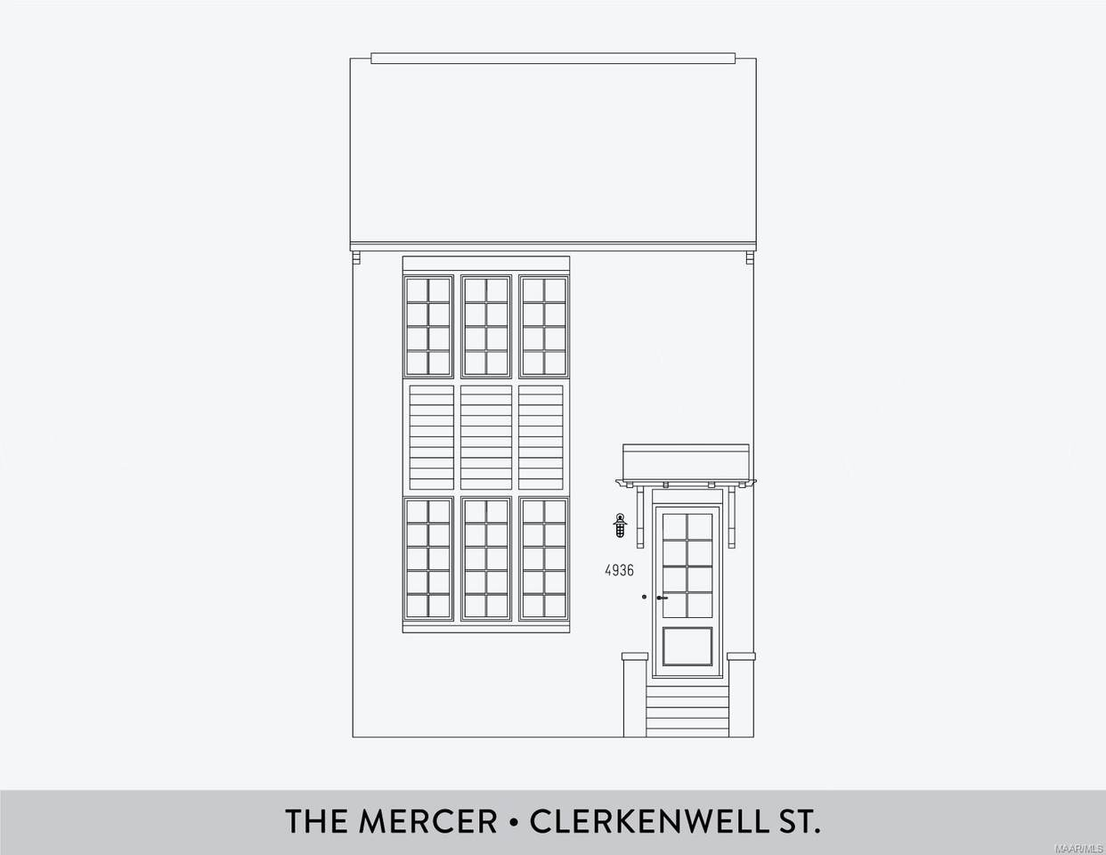 4826 Clerkenwell Street - Photo 1