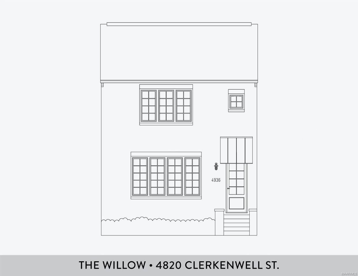 4820 Clerkenwell Street - Photo 1