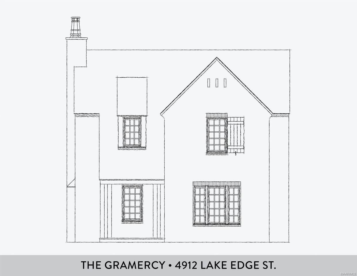 4912 Lake Edge Street - Photo 1