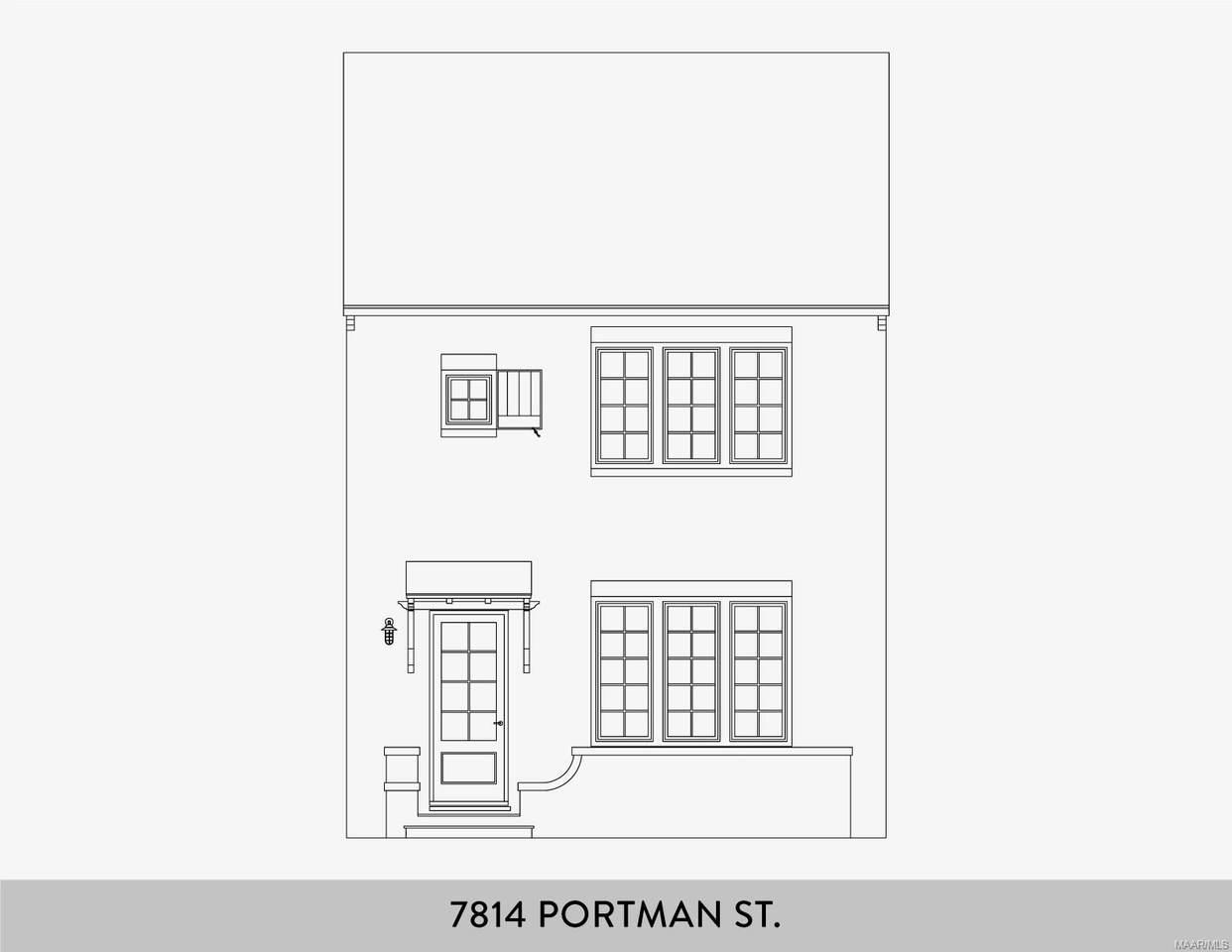 7814 Portman Street - Photo 1