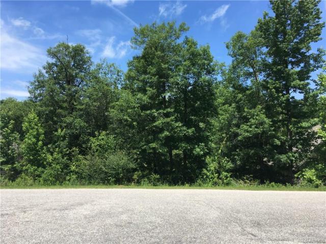 100 Sherwood Trail, Wetumpka, AL 36093 (MLS #418135) :: LocAL Realty