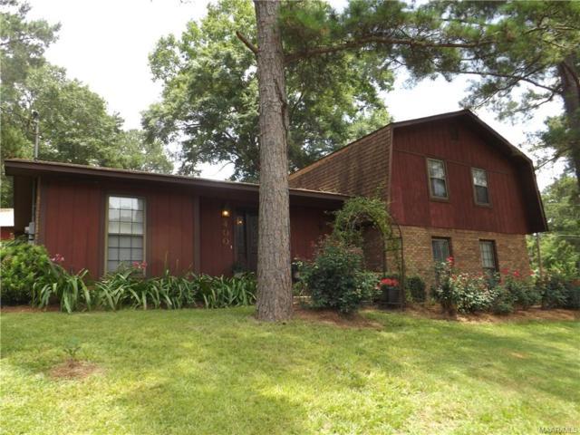400 Chickasaw Road, Enterprise, AL 36330 (MLS #436792) :: Team Linda Simmons Real Estate