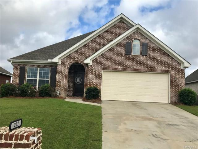 207 Greyfox Trail, Enterprise, AL 36330 (MLS #438796) :: Team Linda Simmons Real Estate