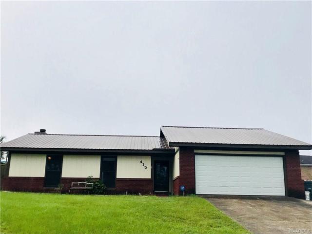 415 Robin Lane, Enterprise, AL 36330 (MLS #439726) :: Team Linda Simmons Real Estate