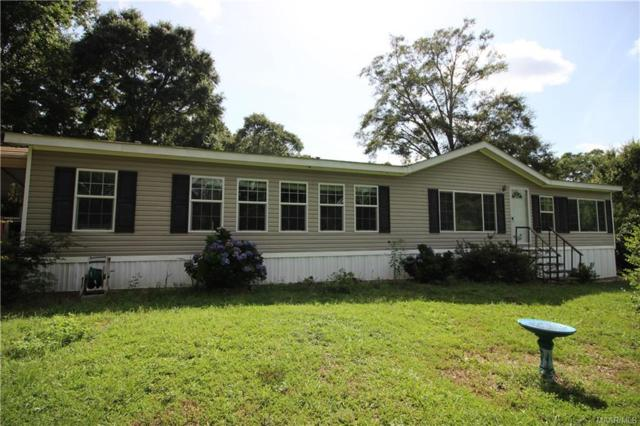 3979 County Road 617 . 7.35 ACRES, New Brockton, AL 36351 (MLS #442253) :: Team Linda Simmons Real Estate