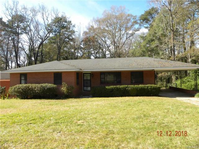 166 Oak Avenue, Ozark, AL 36360 (MLS #444960) :: Team Linda Simmons Real Estate