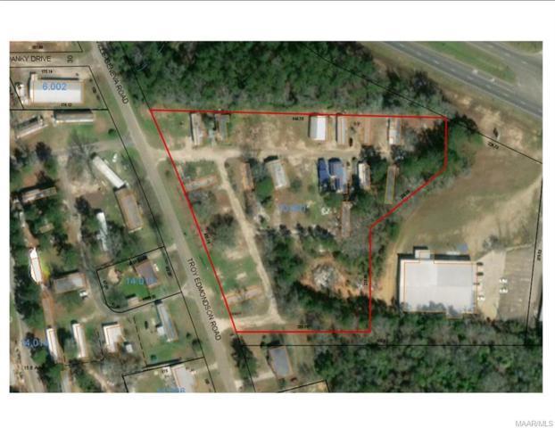 505 Troy Edmondson Road, Daleville, AL 36322 (MLS #445007) :: Team Linda Simmons Real Estate