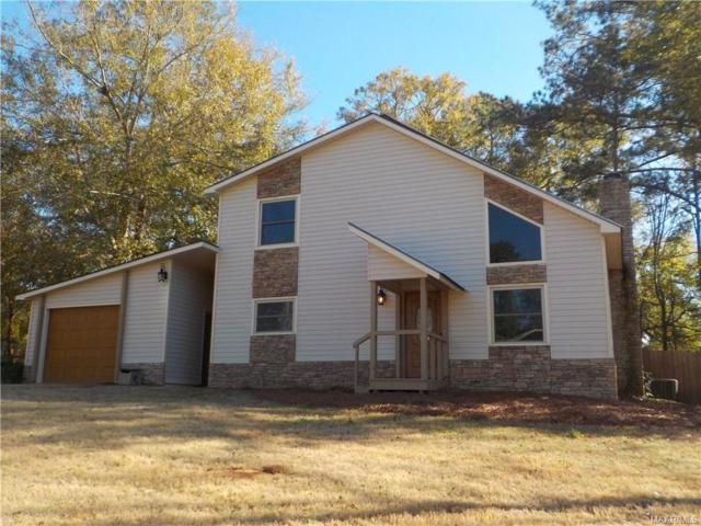 201 Skylark Drive, Enterprise, AL 36330 (MLS #445029) :: Team Linda Simmons Real Estate