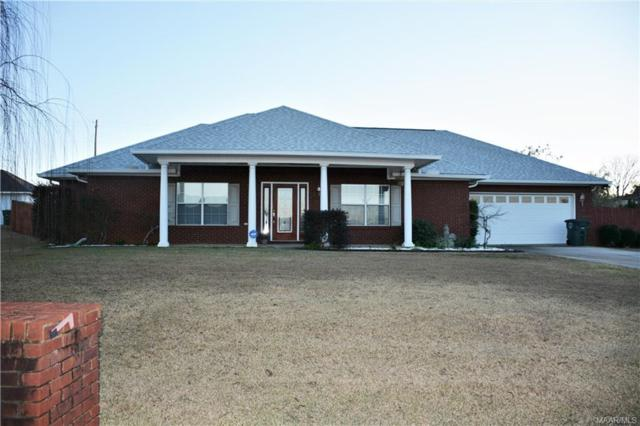 111 Homestead Way, Enterprise, AL 36330 (MLS #445809) :: Team Linda Simmons Real Estate