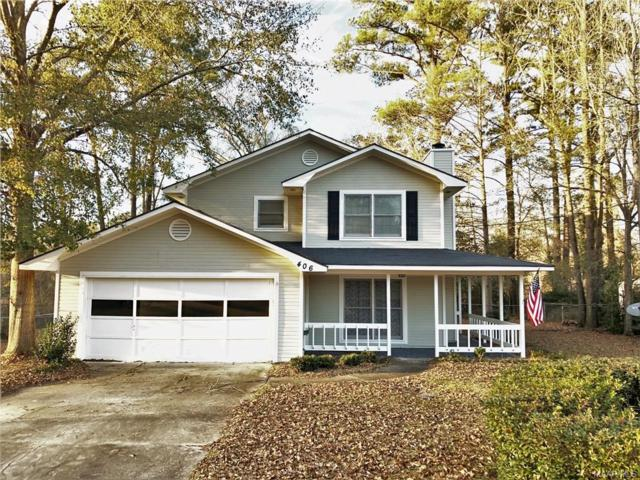 406 Iroquois Street, Enterprise, AL 36330 (MLS #445959) :: Team Linda Simmons Real Estate