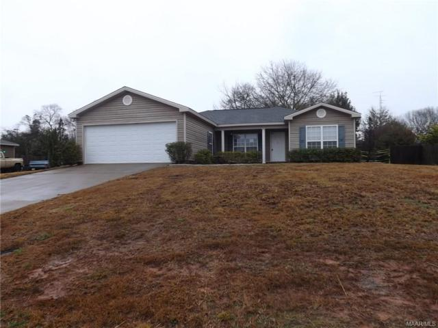 281 Griffith Lane, New Brockton, AL 36351 (MLS #446048) :: Team Linda Simmons Real Estate