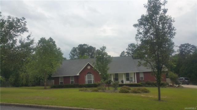 128 Bruce Hunter Boulevard, Ozark, AL 36360 (MLS #447381) :: Team Linda Simmons Real Estate