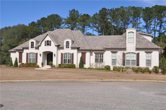 811 Liveoak Trail, Dothan, AL 36305 (MLS #447920) :: Team Linda Simmons Real Estate
