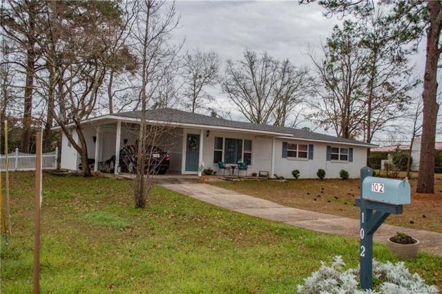 102 Morgan Lane, Enterprise, AL 36330 (MLS #448142) :: Team Linda Simmons Real Estate