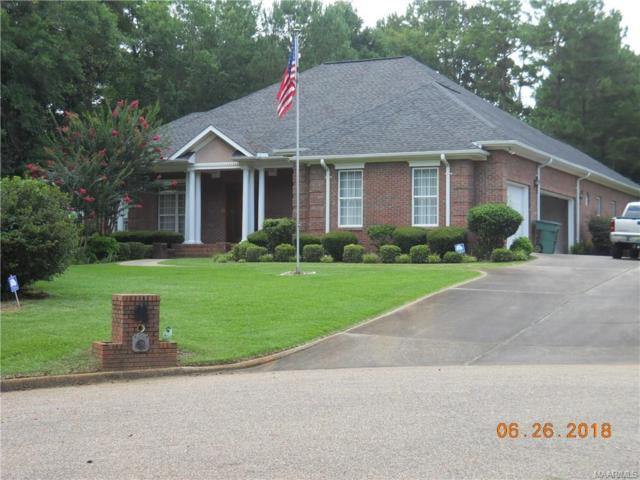 158 White Oak Circle, Ozark, AL 36360 (MLS #448319) :: Team Linda Simmons Real Estate