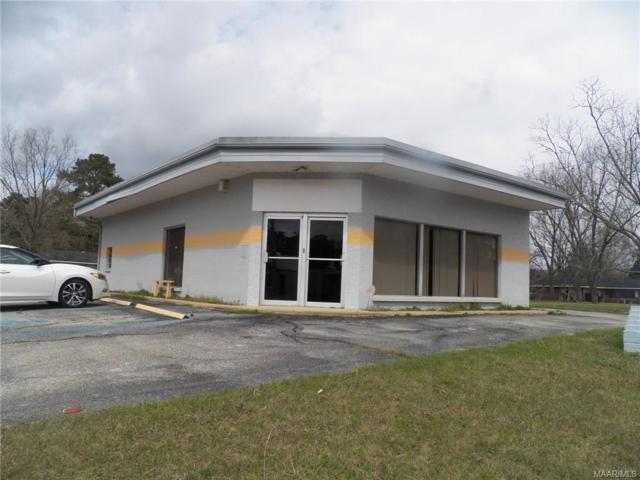 1190 Highland Drive, Elba, AL 36323 (MLS #449575) :: Team Linda Simmons Real Estate