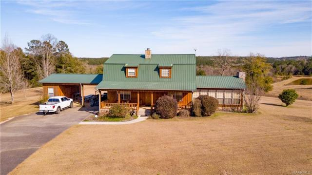 108 County Road 252 ., New Brockton, AL 36351 (MLS #449800) :: Team Linda Simmons Real Estate
