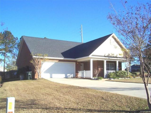 100 Bellwood Trail, Enterprise, AL 36330 (MLS #449874) :: Buck Realty
