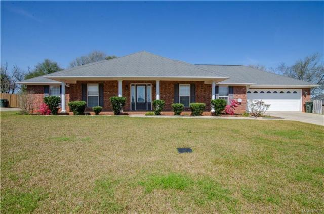 227 Sonya Drive, Enterprise, AL 36330 (MLS #449978) :: Team Linda Simmons Real Estate