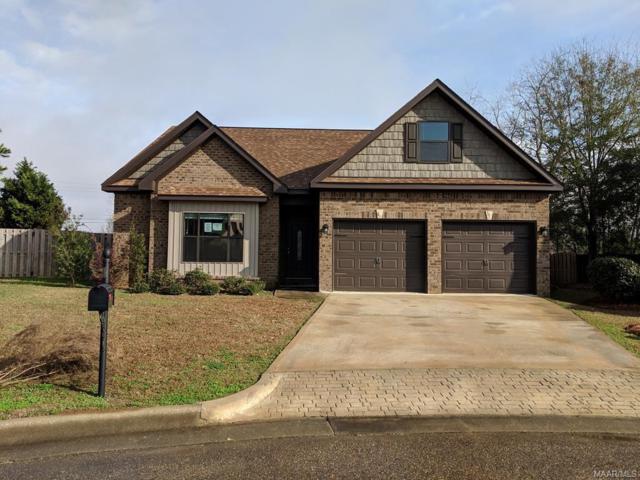 107 Pioneer Trail, Dothan, AL 36305 (MLS #450264) :: Team Linda Simmons Real Estate