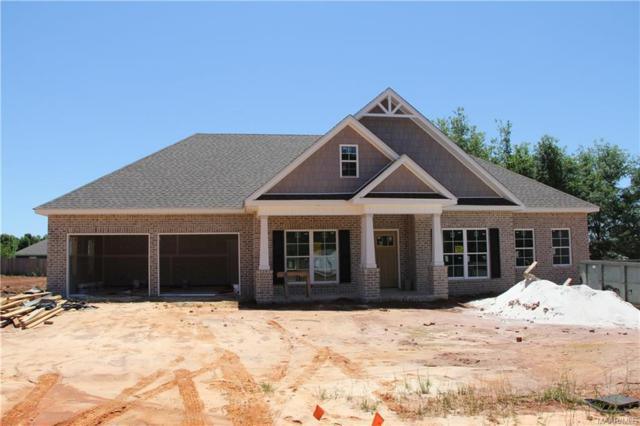 115 Birchwood Drive, Enterprise, AL 36330 (MLS #451801) :: Team Linda Simmons Real Estate