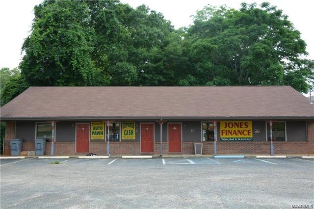 175 N Daleville Avenue, Daleville, AL 36322 (MLS #454644) :: Team Linda Simmons Real Estate