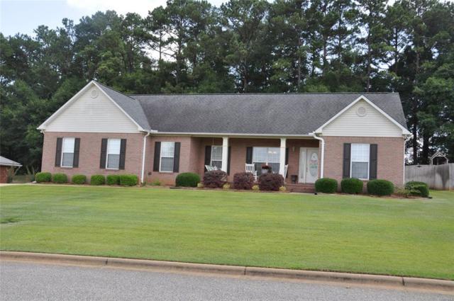 140 County Road 163 ., New Brockton, AL 36351 (MLS #454981) :: Team Linda Simmons Real Estate