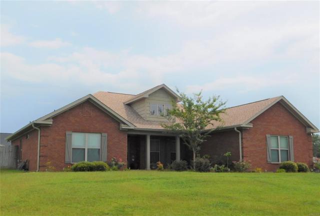 127 Flatrock Drive, Enterprise, AL 36330 (MLS #455667) :: Team Linda Simmons Real Estate