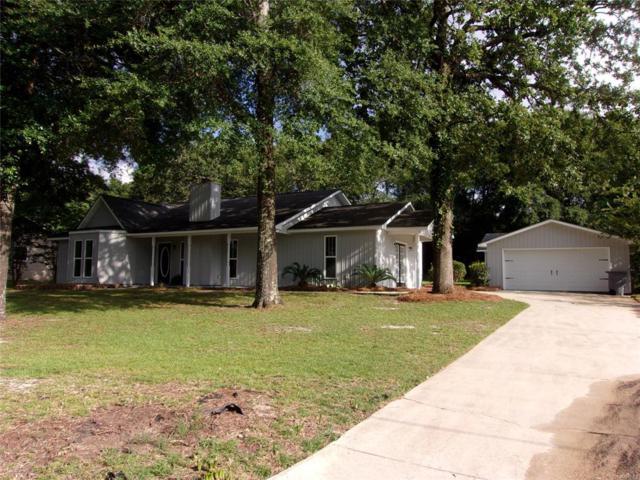 205 Skyline Drive, Daleville, AL 36322 (MLS #456778) :: Team Linda Simmons Real Estate