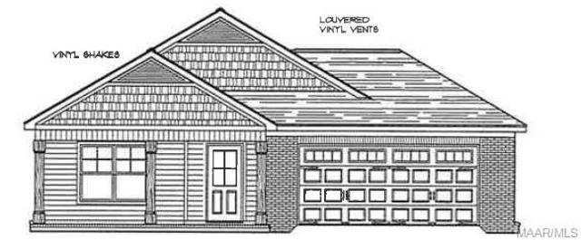 107 Longleaf Lane, Enterprise, AL 36330 (MLS #458767) :: Team Linda Simmons Real Estate