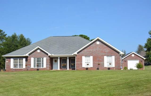 3683 Lake Oak Ridge Drive, Enterprise, AL 36330 (MLS #461051) :: Team Linda Simmons Real Estate
