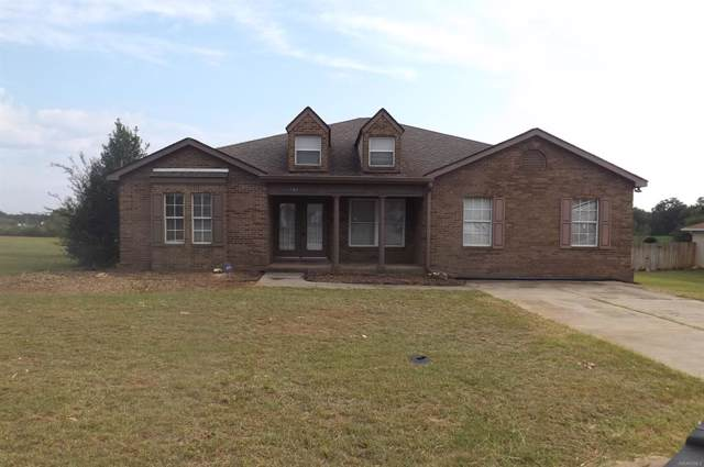 149 County Road 744 Road, Enterprise, AL 36330 (MLS #463033) :: Team Linda Simmons Real Estate