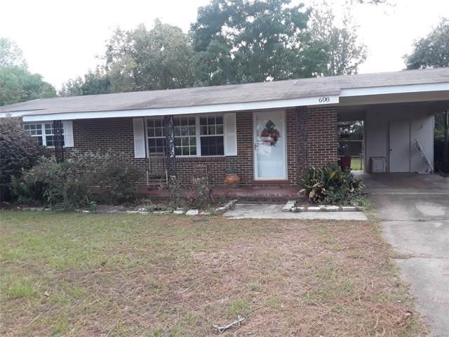608 E Mckinnon Street, New Brockton, AL 36351 (MLS #463056) :: Team Linda Simmons Real Estate