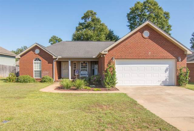 108 Avalon Lane, Enterprise, AL 36330 (MLS #464763) :: Team Linda Simmons Real Estate