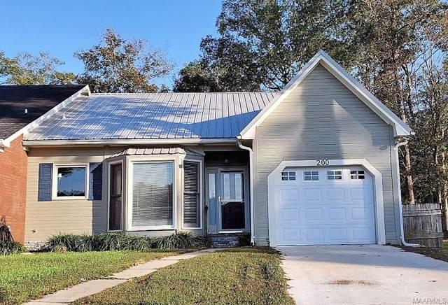 200 Fairway Woods Drive, Ozark, AL 36360 (MLS #464947) :: Team Linda Simmons Real Estate