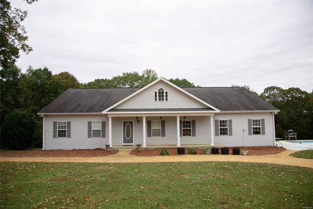 391 County Road 258 ., New Brockton, AL 36351 (MLS #465181) :: Team Linda Simmons Real Estate