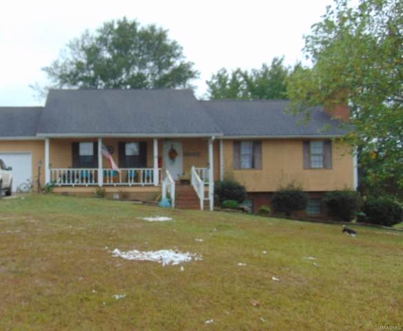 2715 County Road 18 W, Clanton, AL 35045 (MLS #465555) :: Buck Realty