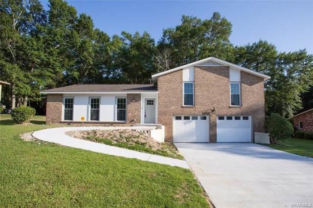 143 Ash Drive, Montgomery, AL 36117 (MLS #466816) :: Buck Realty