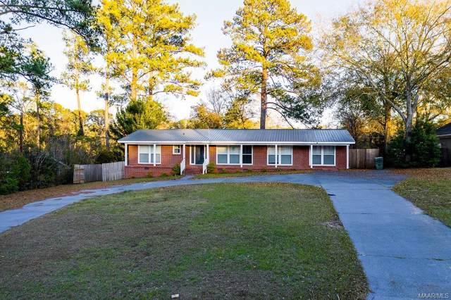 212 Sylvan Drive, Enterprise, AL 36330 (MLS #467201) :: Team Linda Simmons Real Estate