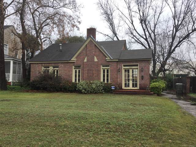 1427 Watson Avenue, Montgomery, AL 36106 (MLS #467345) :: LocAL Realty